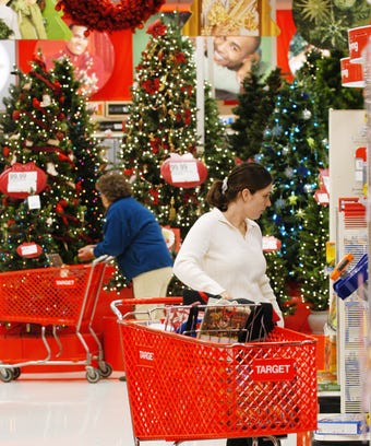 Target Thanksgiving Christmas Holiday Promotions 2017
