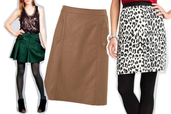 Что же делать кто, тем не приемлет... юбки Теплые для холодной зимы По материалам REFINERY29 сайта