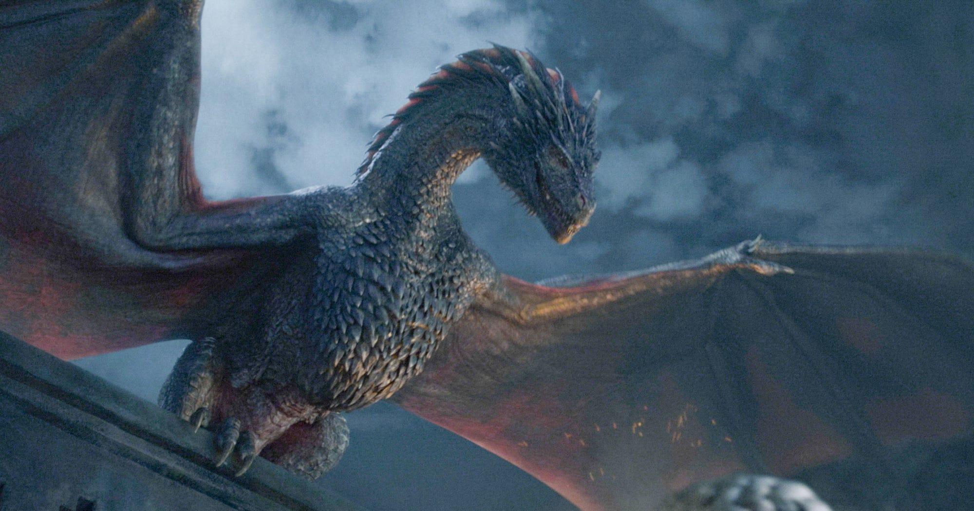 Game Of Thrones Dragon Cake Pan