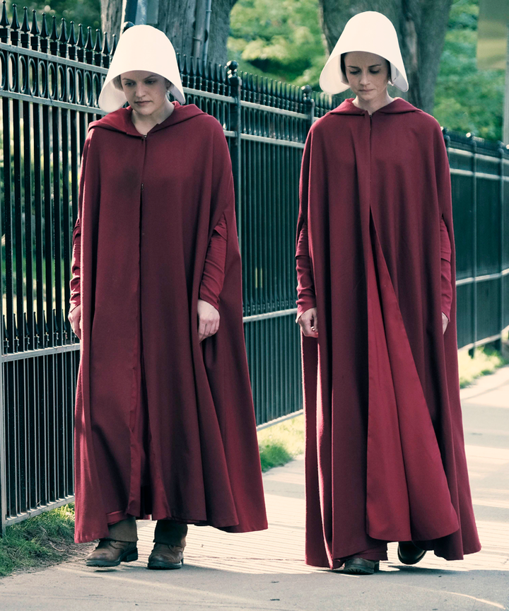 2017 fashion hacks - The Handmaids Tale Costumes Hidden Meanings Hulu