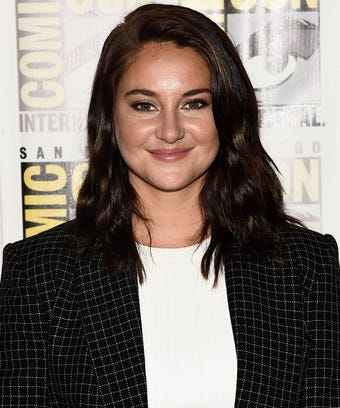 pictures Shailene Woodley Thinks the Future of Food is EatingBugs