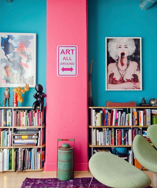 Small Space Decorating, Rules To Break