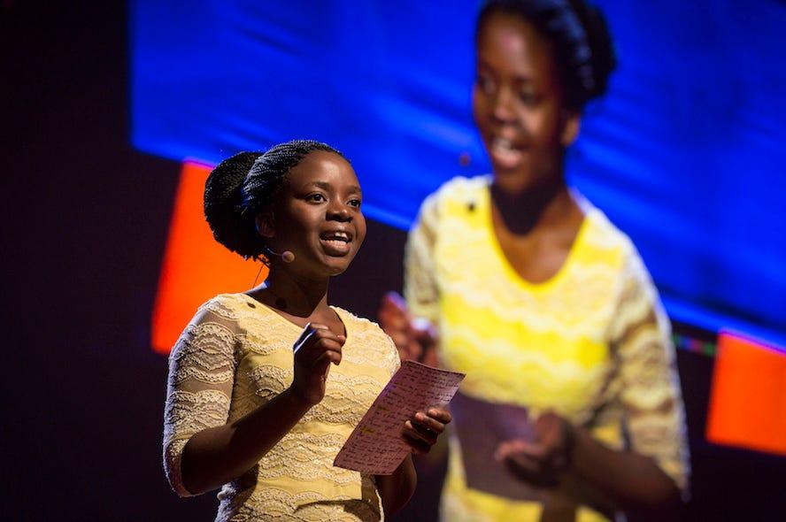 Memory Banda Malawi Child Marriage Ted Talk