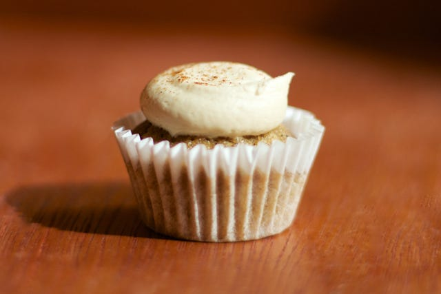 Irish-Coffee Cupcakes That Are So Delish — Lucky You!