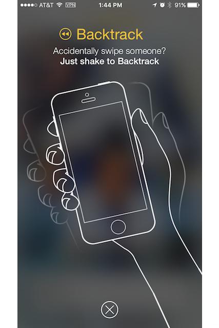 Date hookup app