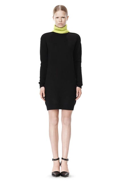 sweater dresses cute easy winter outfits