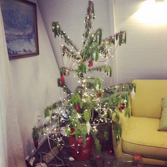 Pretty Christmas Tree Decorations