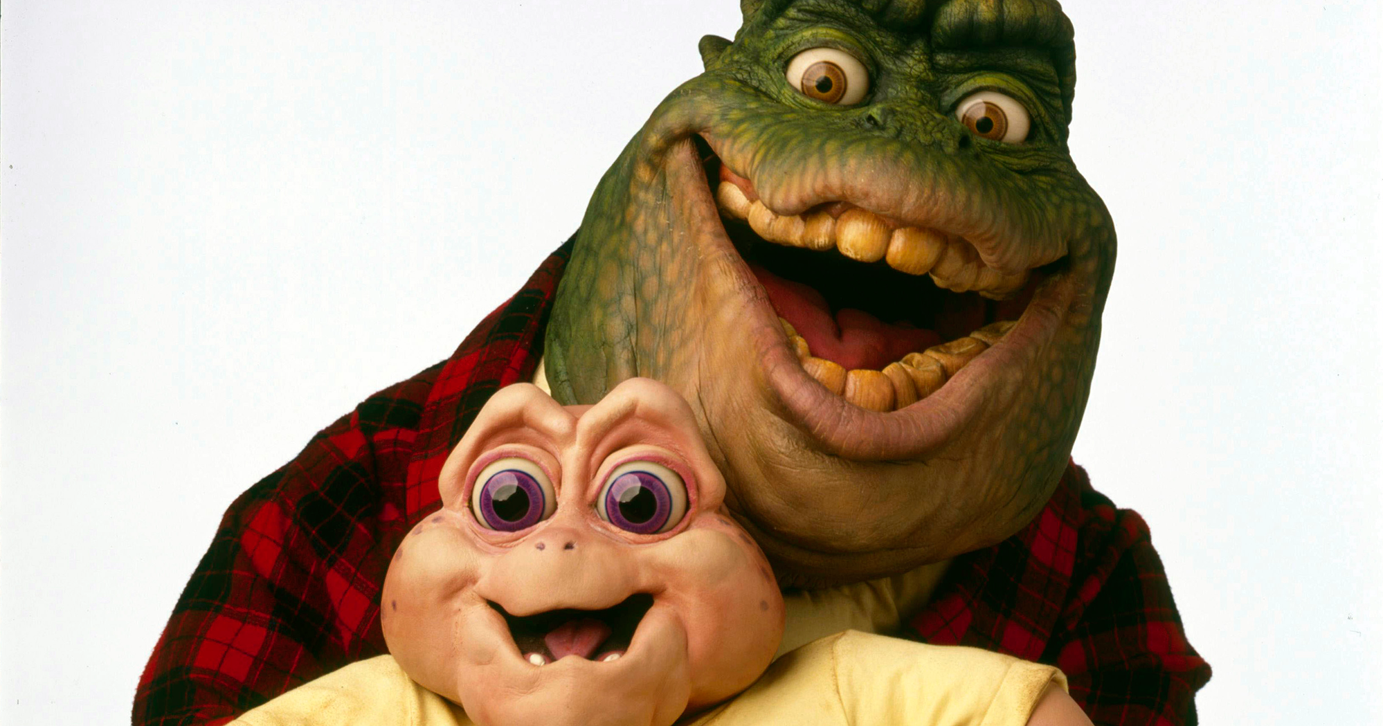 Dinosaurs Tv Show 90s Sitcom Revival Abc