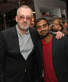 Aziz Ansari Wants To Do A Reality Show With Karl Lagerfeld