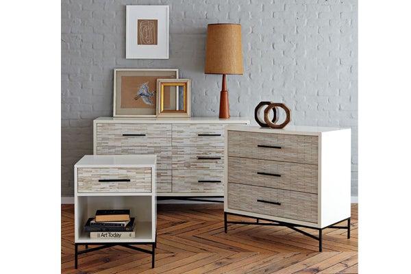 West Elm Lighting, Furniture And Bedding