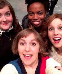 Here's Lena Dunham, The Cast of SNL, & Beyonce (Well, Sort Of)