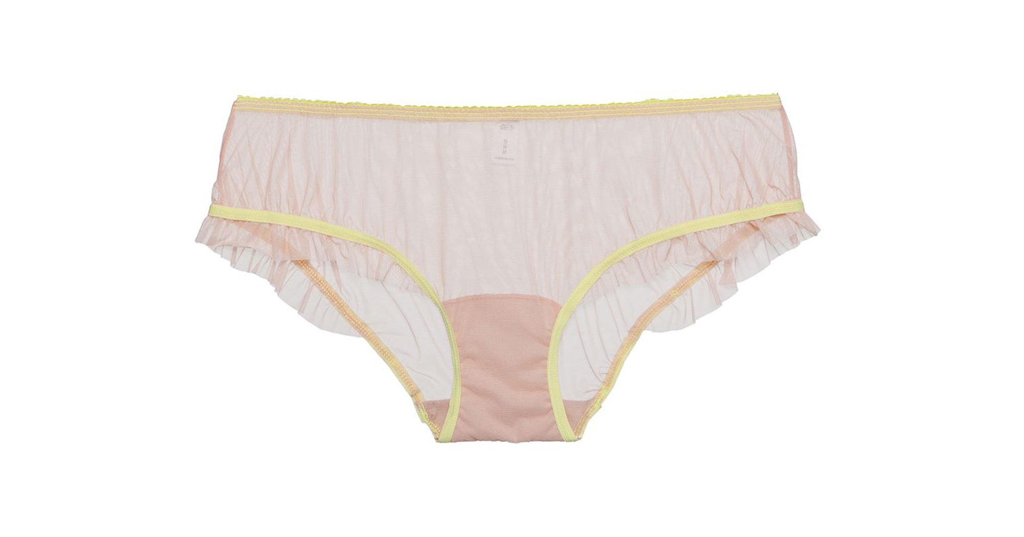 Visible Panty Lines Full Back Panties Lace Underwear