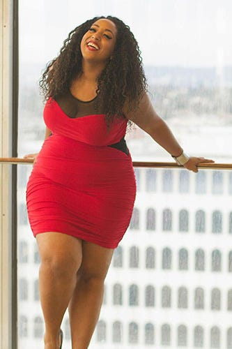 African american plus size fat curvy women agree, very
