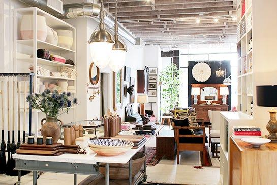 home decor shops los angeles furniture antiques