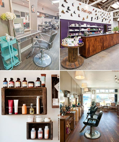 Nail Salons West Los Angeles: Echo Park, Silverlake Salons