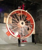 Two Hipsters Move Into A Hamster Wheel