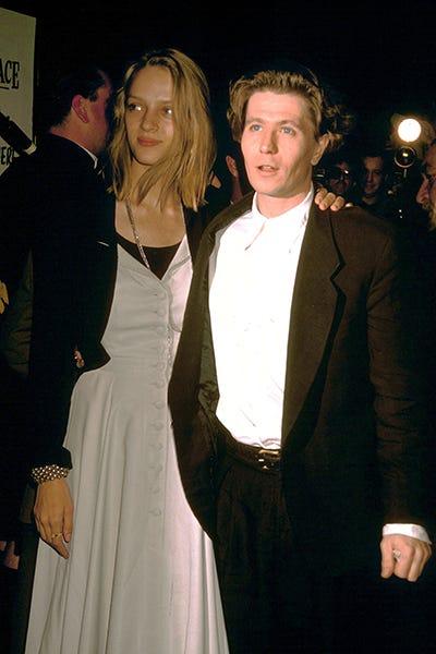 Gary Oldman couple