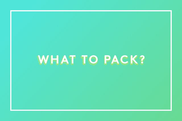 Vacationing? What To Pack To Keep Your Skin In Check
