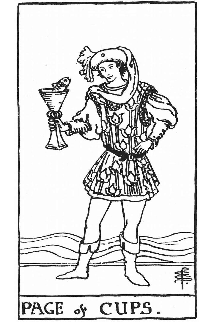 Luxury Tarot Coloring Pages Vignette - Examples Professional Resume ...