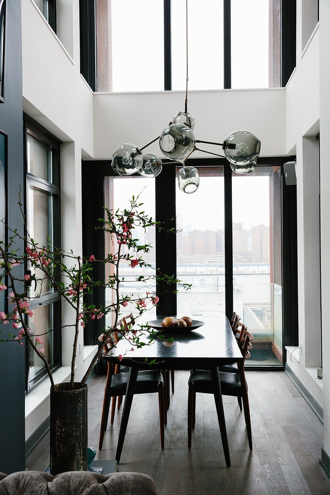 Athena calderone brooklyn apartment decorating tips - Brooklyn apartment interior design ...
