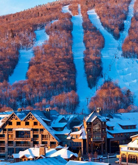 Winter vacations northeast united states getaways for Best winter vacations in the us