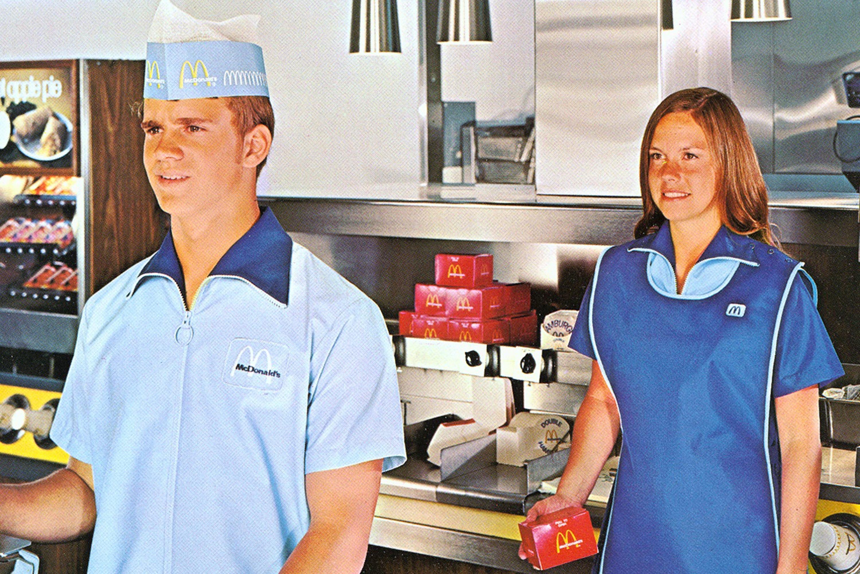 mcdonalds new uniforms celebrity designer collections photo courtesy of mcdonald s