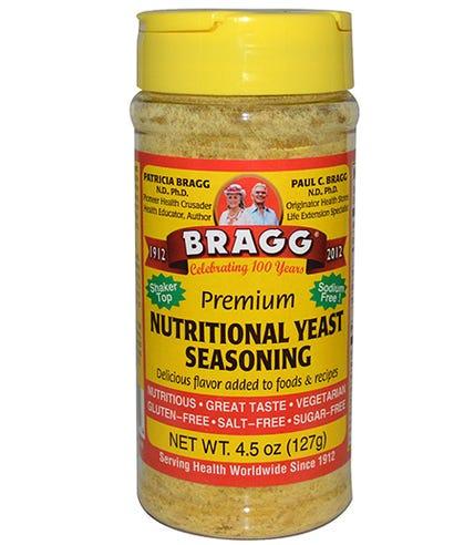 Nutritional yeast gluten free
