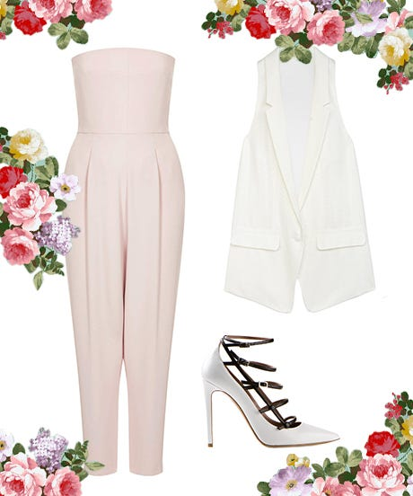 Outdoor Wedding Outfit Ideas: Summer Trends, Matching Sets