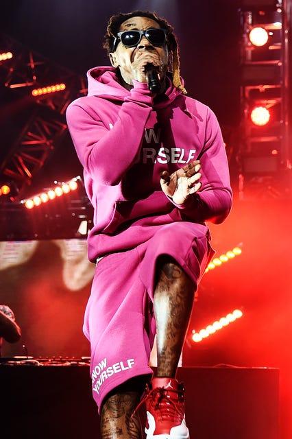 Lil Wayne Songs Crazy Lyrics From Weezy Albums