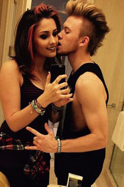 Paris Jackson Michael Jackson Daughter Boyfriend