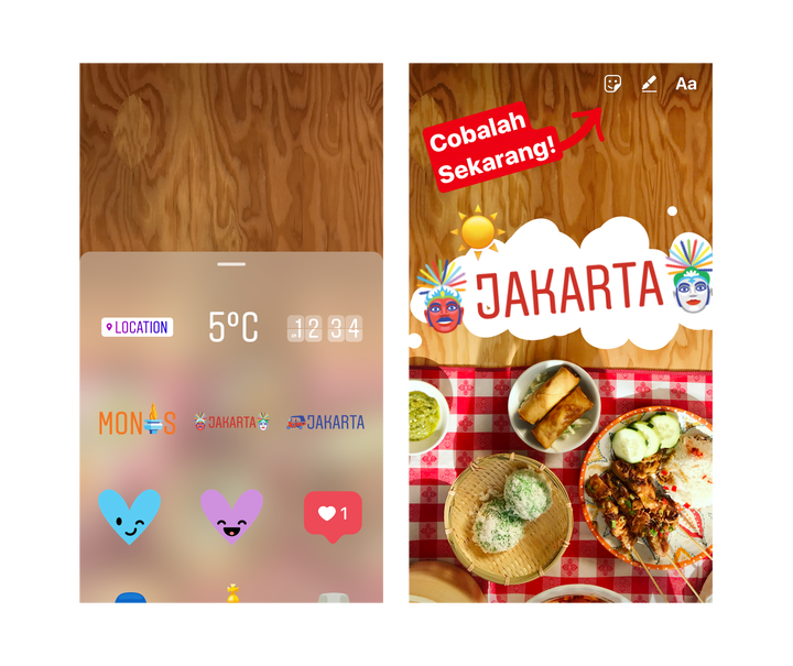 how to choose multiple locations for one geofilter on snapchat