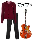 Channeling Buddy Holly's Nerd-Rock Style