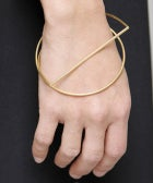 Edgy, Meet Classy: 10 Just-Tough-Enough Gold Jewelry Finds