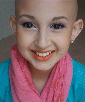 talia joy  cancer patient makeup tutorials