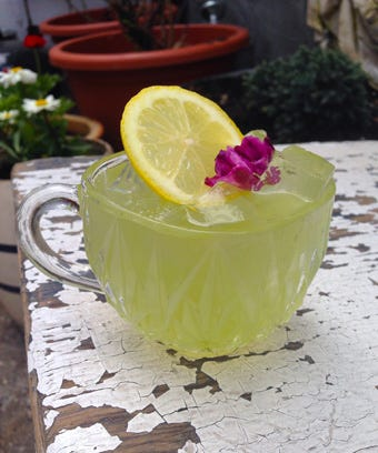 Lime Prices Are Skyrocketing — Here's A Margarita Alternative