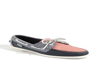 8 Spring Styles Bringing Boat Shoes Back