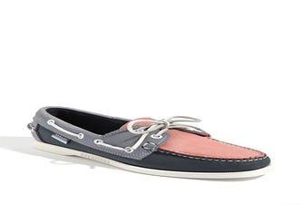 8 Spring Styles Bringing Boat Shoes Back
