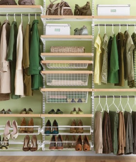Closet Organizers Ideas - Organizing Closet Ideas - Tips for ...