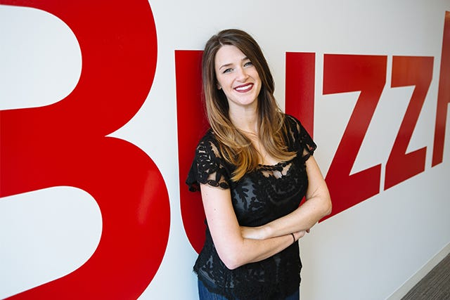 Buzzfeed Jobs Kate Driscoll Events Career