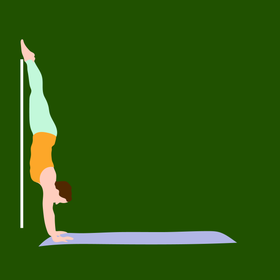 How To Do A Yoga Handstand Step By Step Beginners Guide