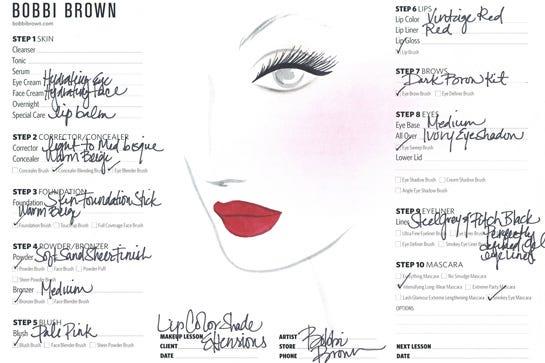 kate upton bobbi brown makeup campaign