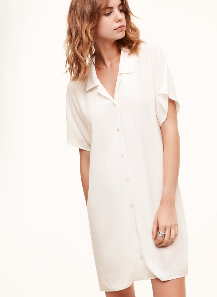 Women's clothing for hot humid climates