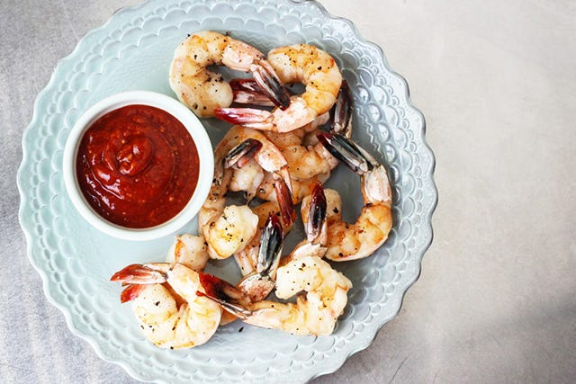 This Spicy, 10-Minute Shrimp Dish Is A Must-Try