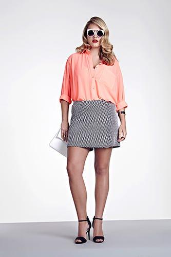 Plus-Size Fashion / Boohoo Launches Plus Sizes - Curvy Women Clothing