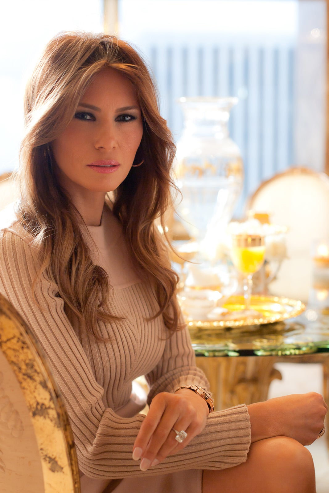 Exclusive Melania Trump Interview and Pictures - Donald ...