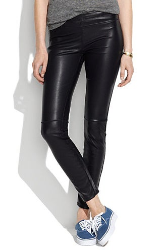 Cute Leather Pants Trendy Vegan Styles