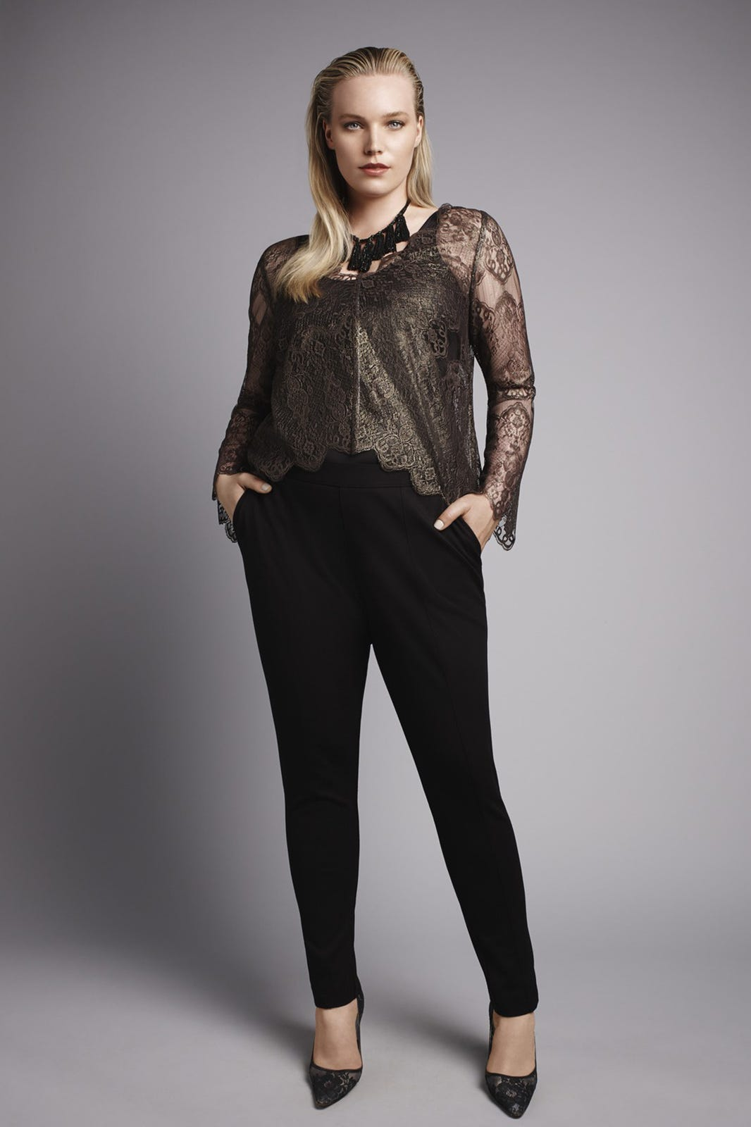Lane Bryant Fall 2014 Lookbook