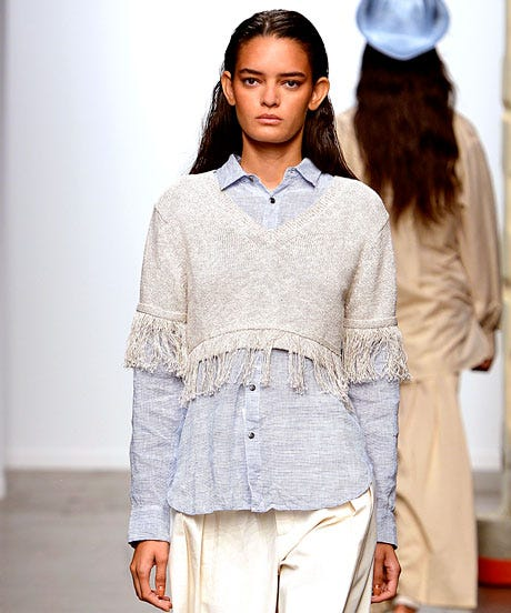 Fringe Clothing Runway Trend, Accessories Shopping Guide
