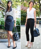 3 Chic Finance Girls Style Work (And After Work!) Ready Looks