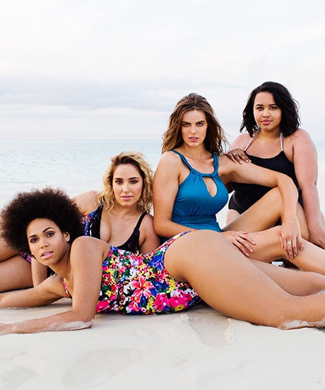 You ve never seen a swimsuit calendar quite like this